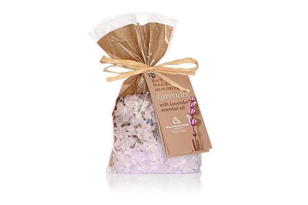 Badesalz Lavendel Aromatherapie 100g